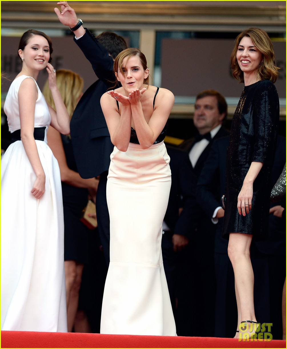 emma watson bling ring cannes premiere 08