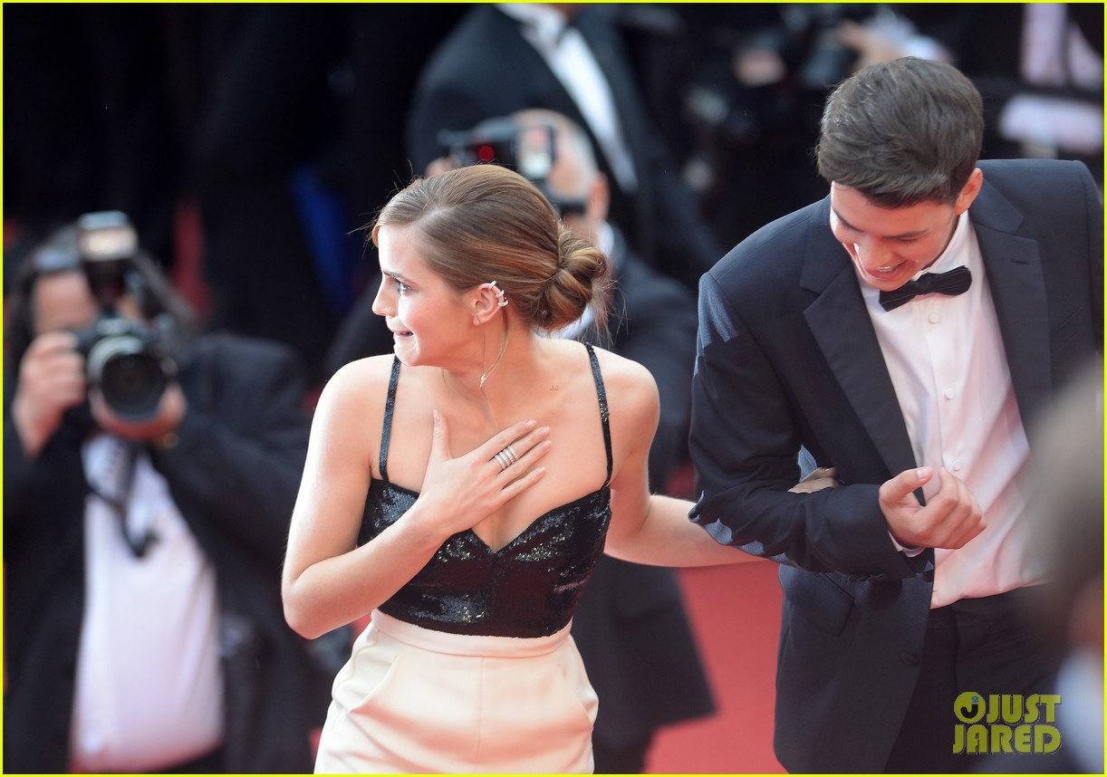emma watson bling ring cannes premiere 14