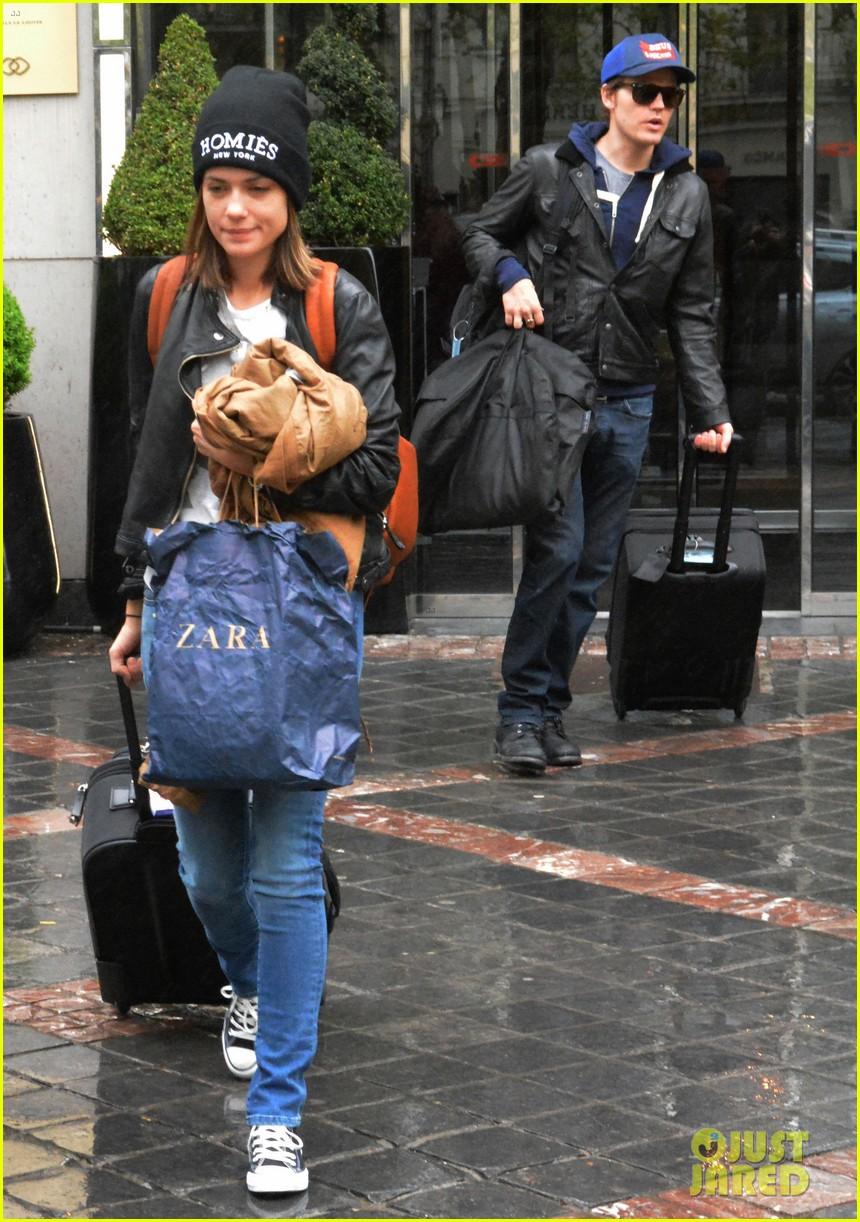 paul wesley torrey devitto brussels hotel departure 012869600
