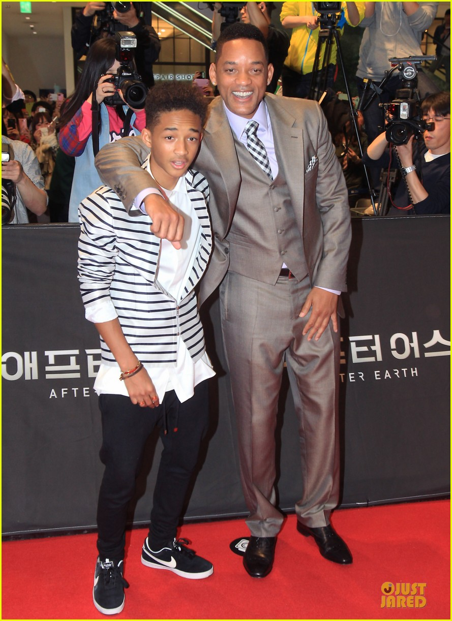 will jaden smith after earth korea premiere 10