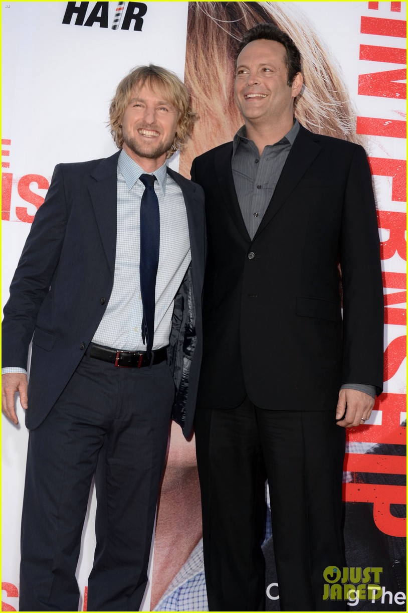owen wilson vince vaughn the internship premiere 112880386