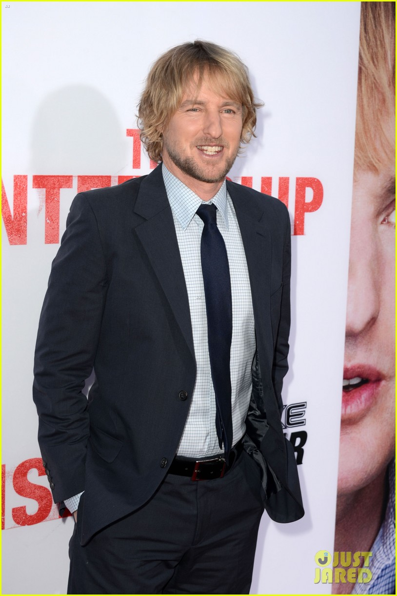 owen wilson vince vaughn the internship premiere 172880392