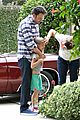 ben affleck loving dad while jennifer garner is away 01