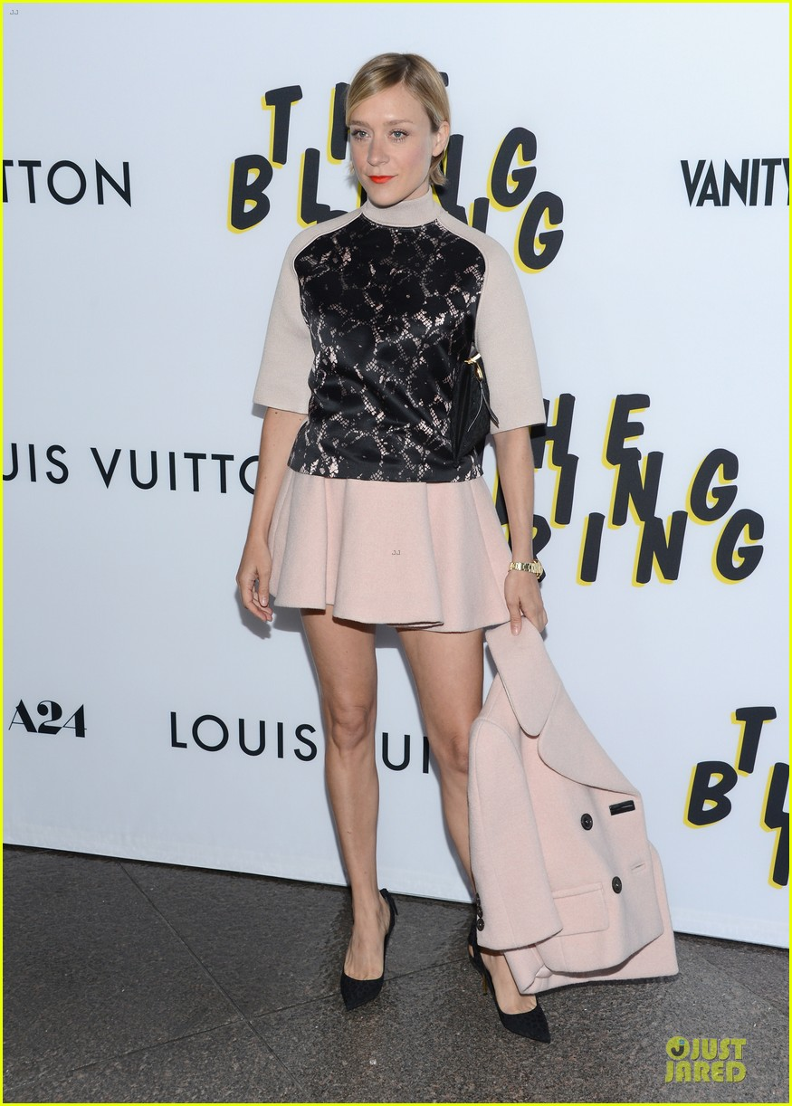 dianna agron chloe sevigny the bling ring los angeles premiere 072884669
