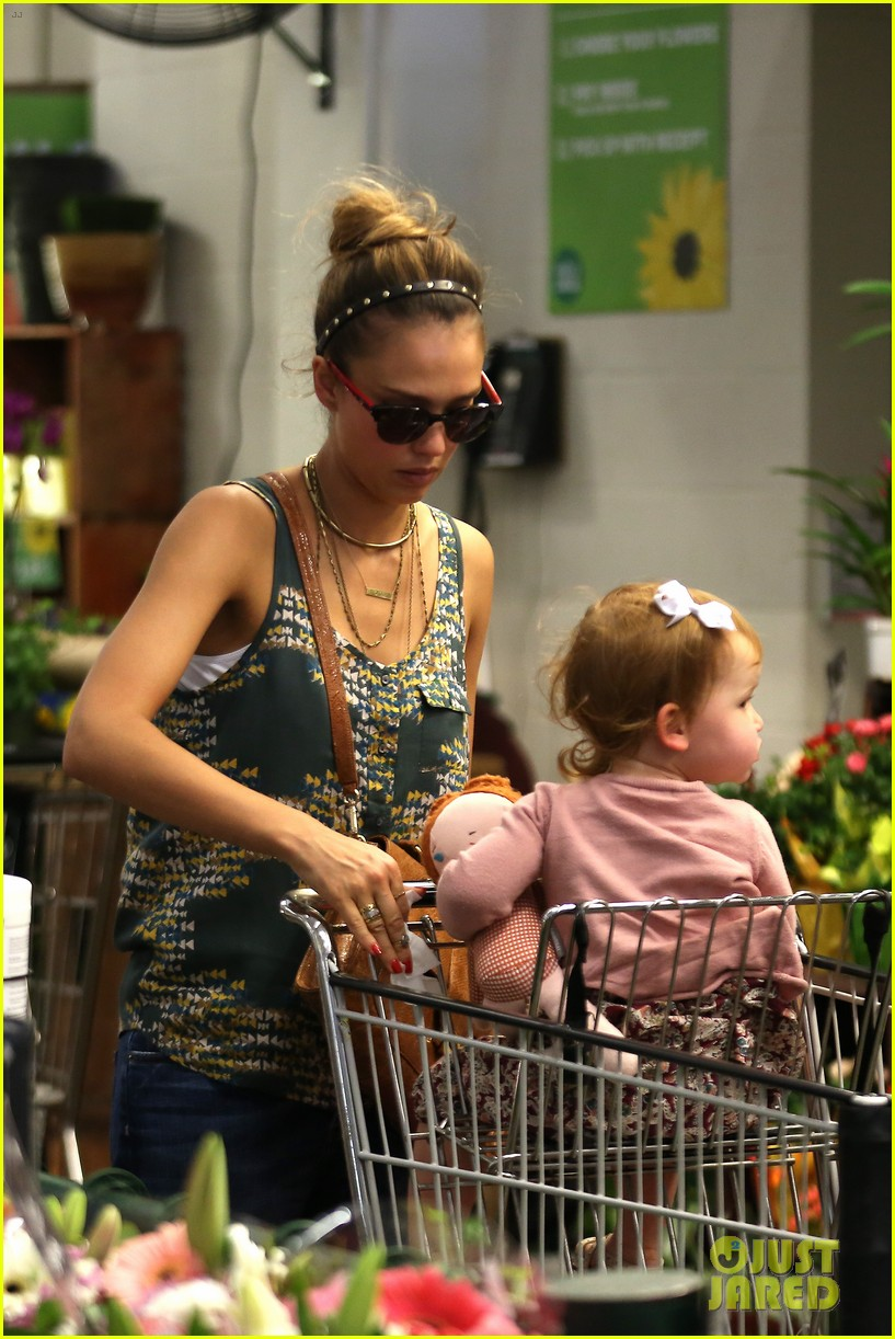 jessica alba so in love with cash warren 022892779