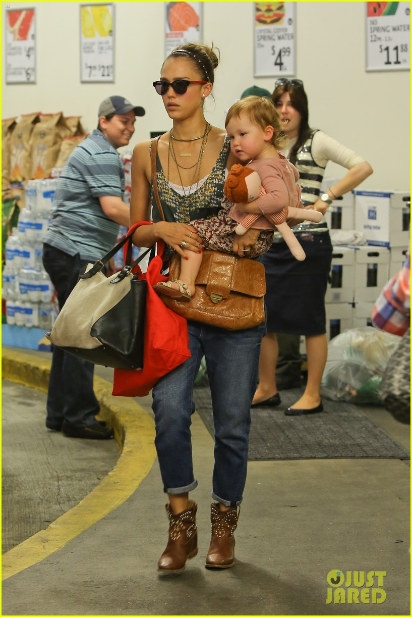 jessica alba so in love with cash warren 032892780