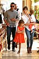 jessica alba cash warren honors kindergarten graduation lunch 23