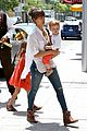 jessica alba cash warren honors kindergarten graduation lunch 25