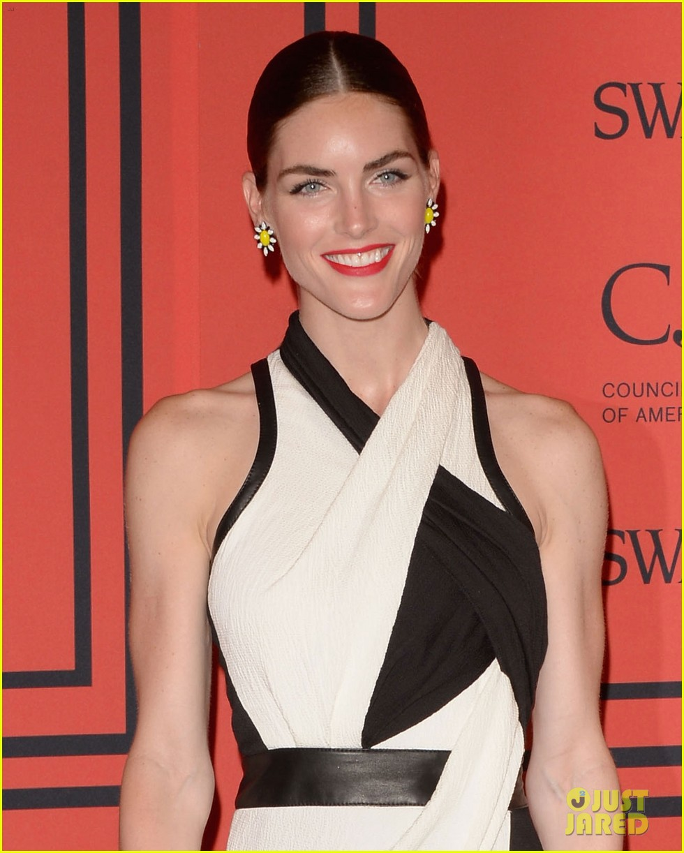 lily aldridge hilary rhoda cfda fashion awards 2013 062883813