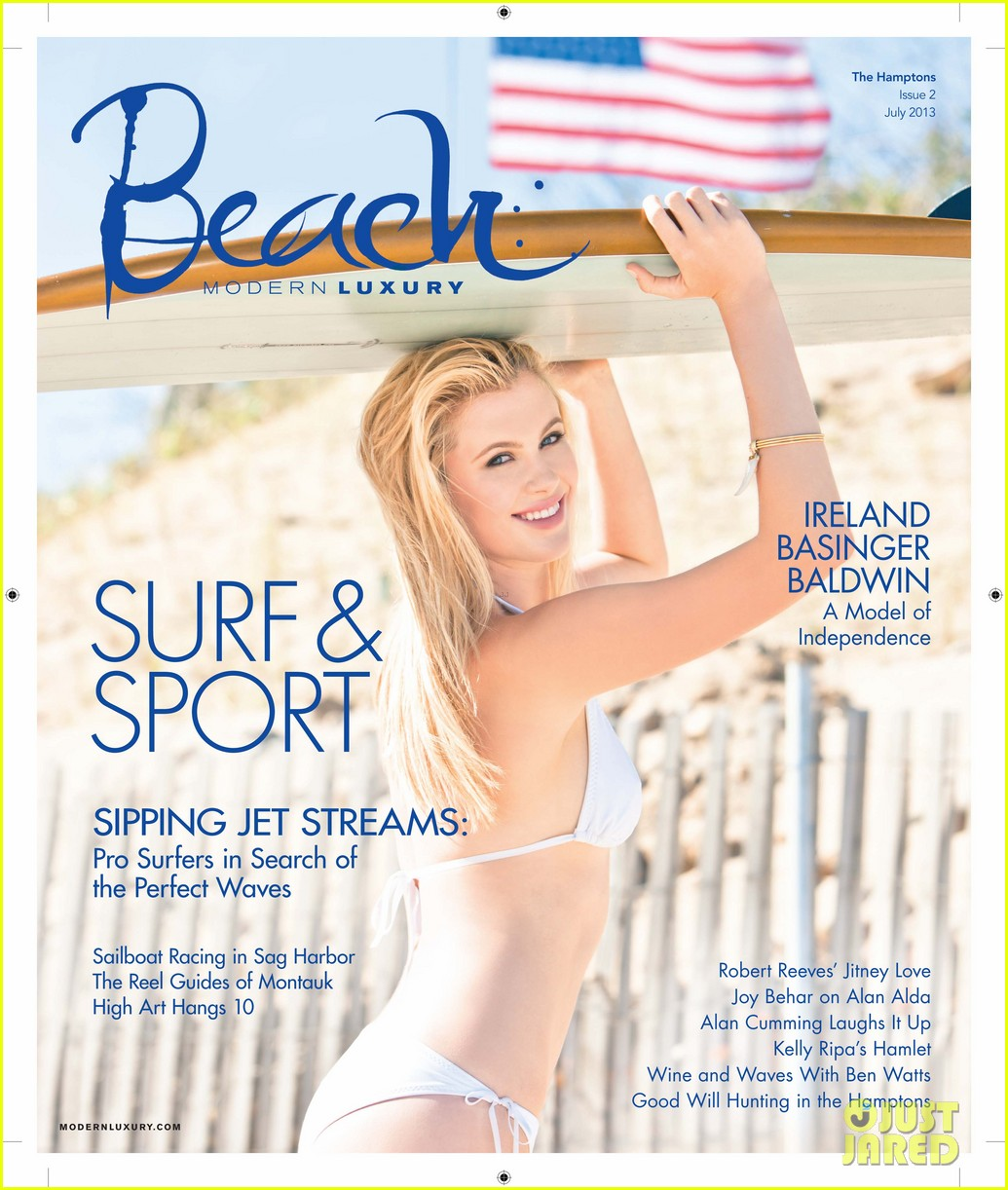 ireland baldwin bikini for modern luxury july 2013 01