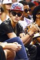 david beckham justin bieber courtside for miami heat playoffs 15