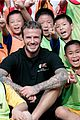 david beckham visits china 17