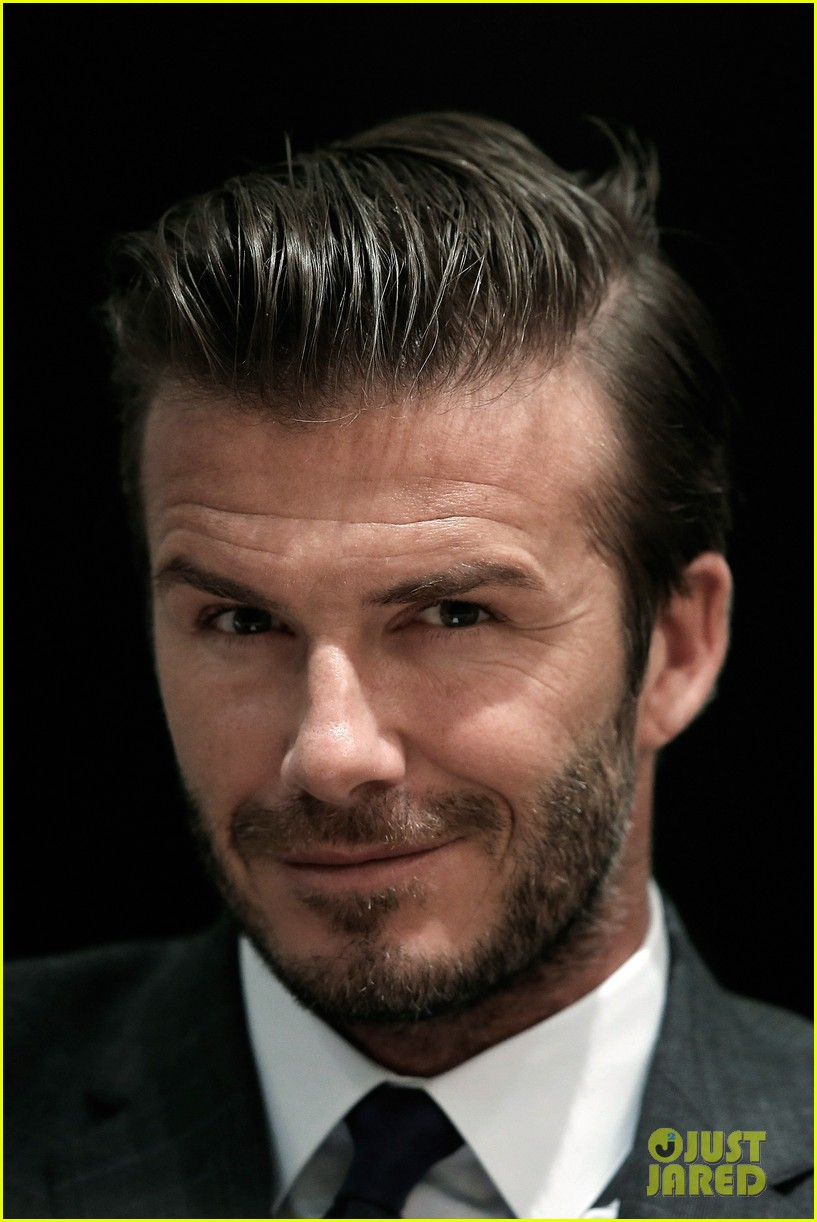 david beckham third day of china visit 10