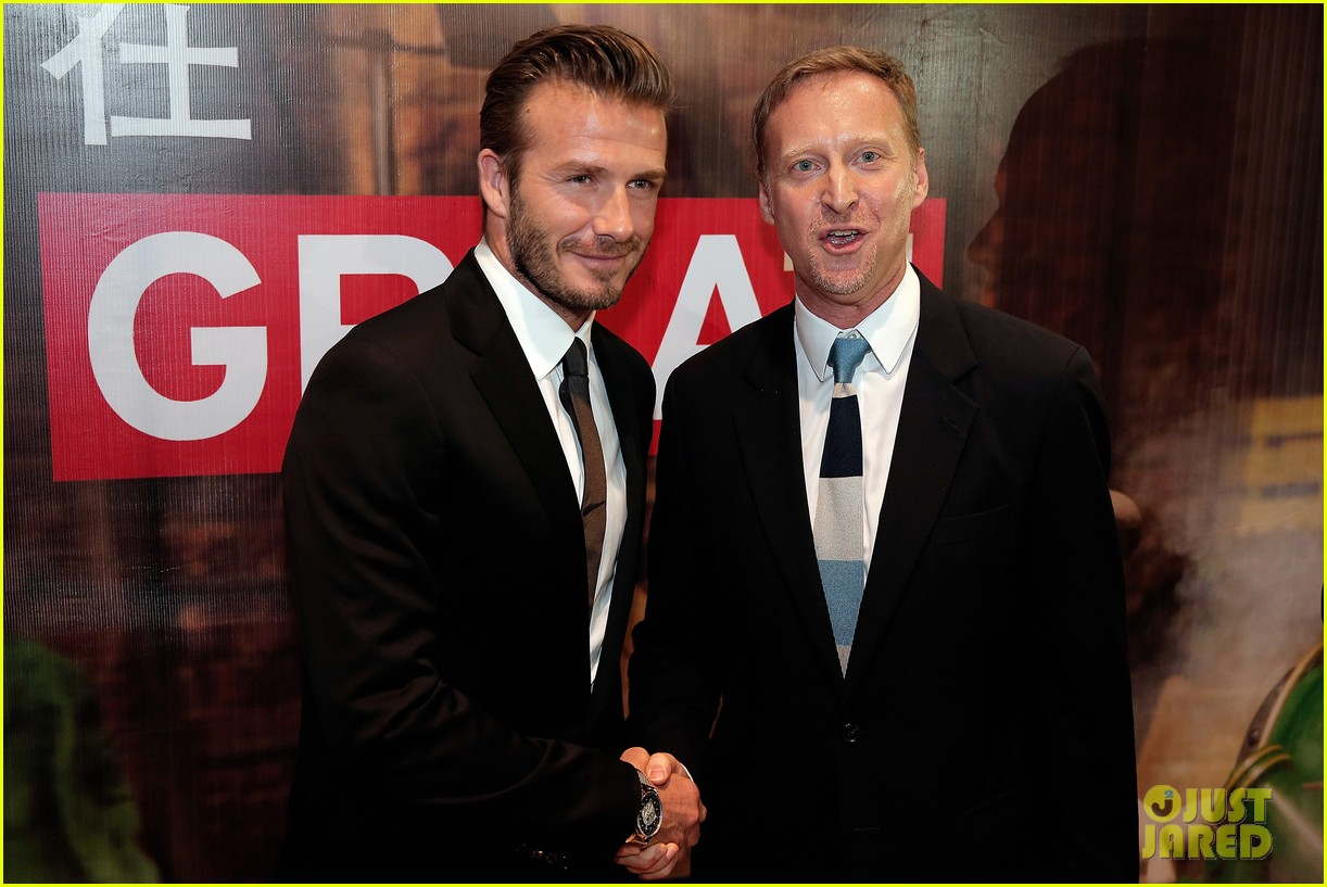 david beckham third day of china visit 232894423