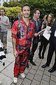 david beckham louis vuitton fashion show with marc jacobs 01