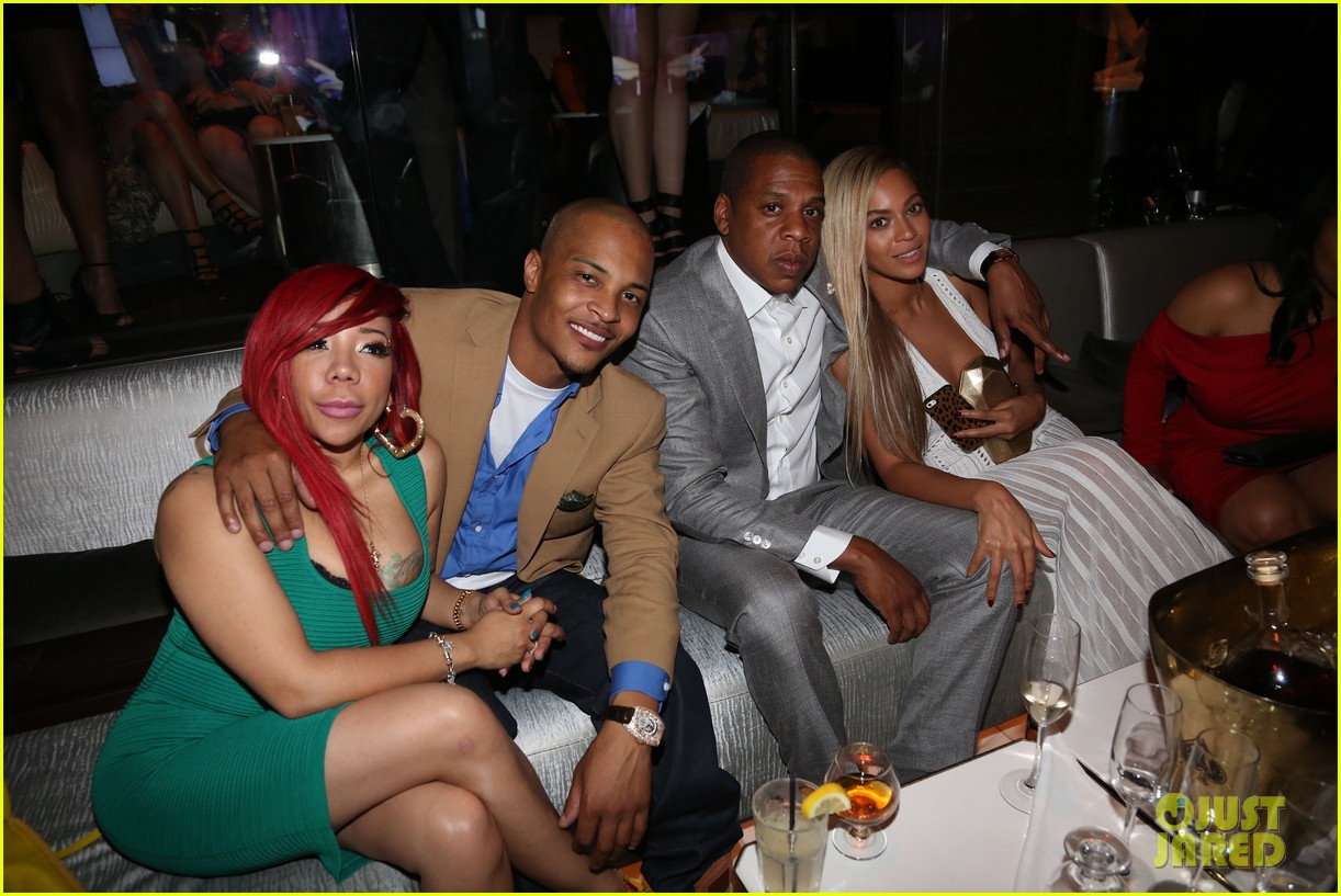 beyonce jay z 4040 club ten year anniversary party 022893573