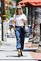 emily blunt tea time at alcove cafe 06