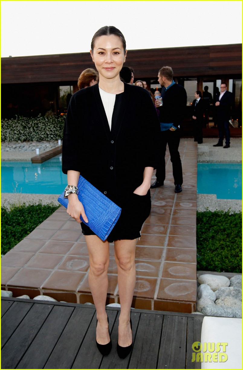 kate bosworth kirsten dunst proenza shouler dinner 05