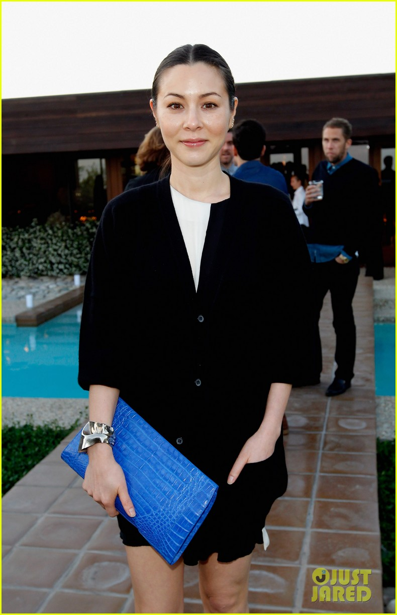 kate bosworth kirsten dunst proenza shouler dinner 062891227