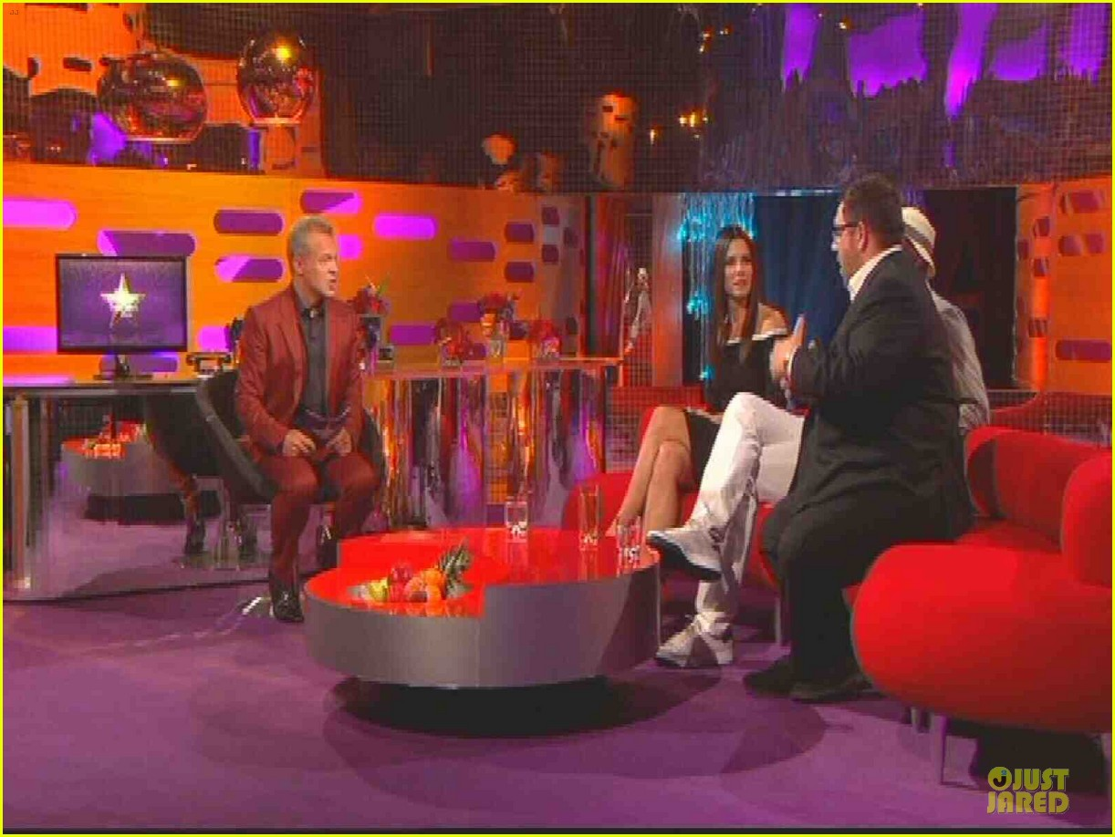 sandra bullock samuel l jackson sex scenes on graham norton 012900663