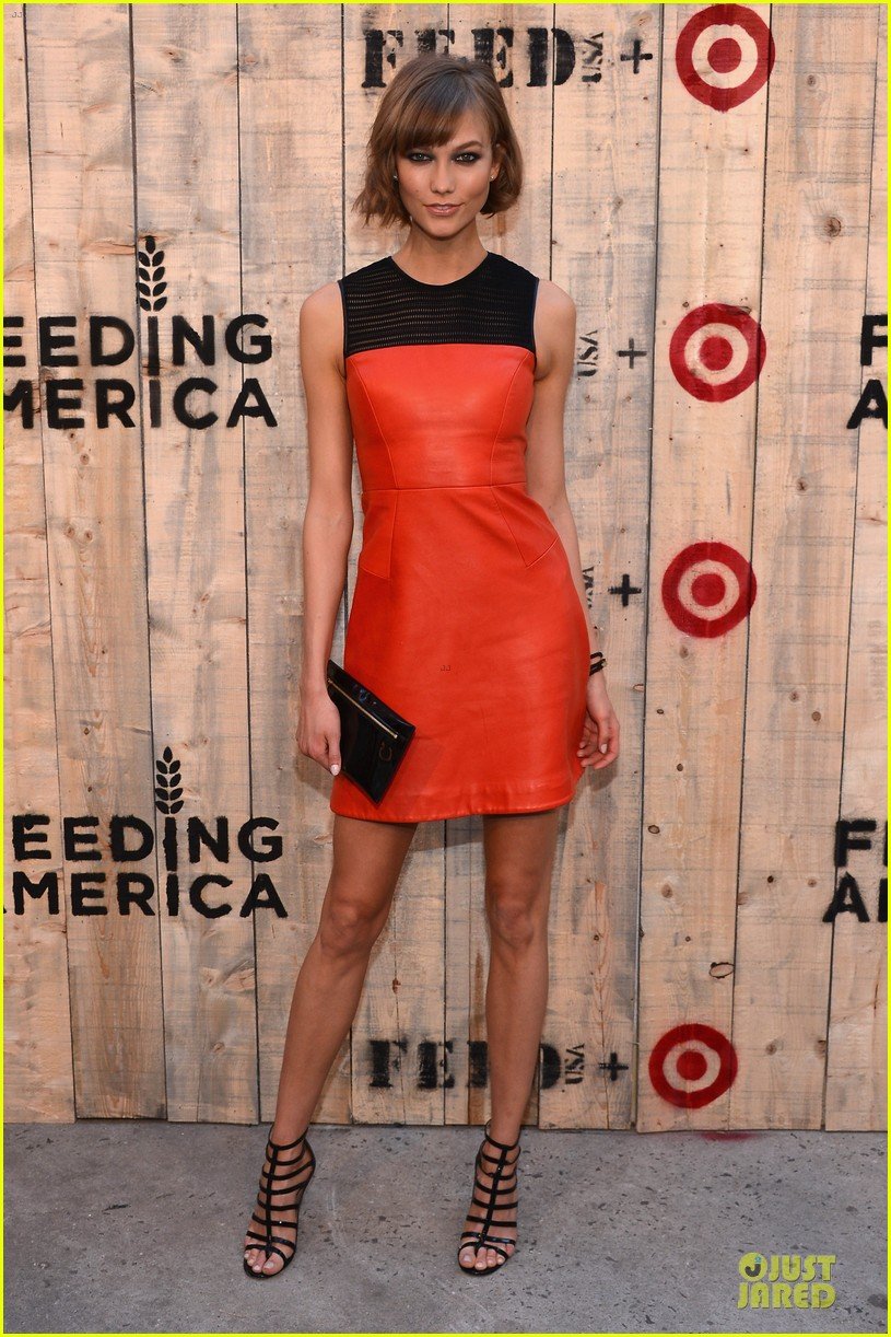 sophia bush karlie kloss feed target launch 032894756