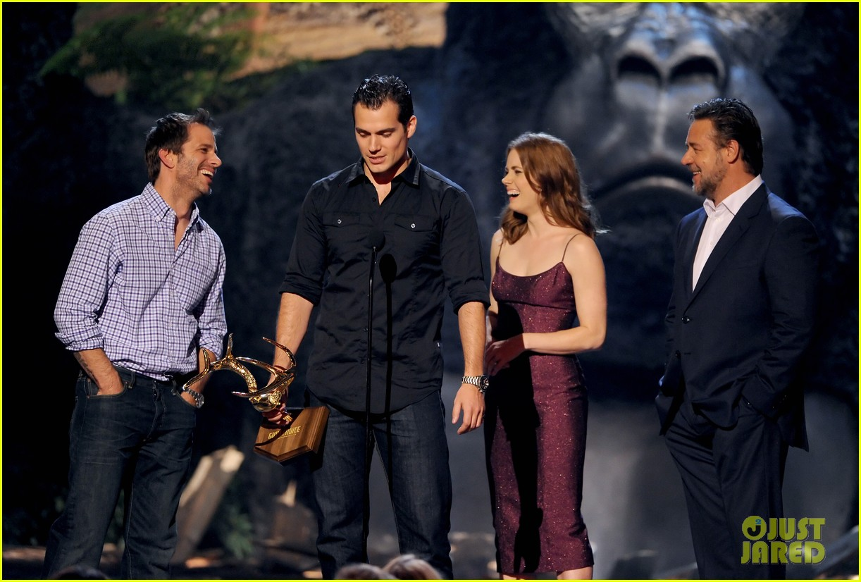 henry cavill amy adams guys choice awards 2013 12