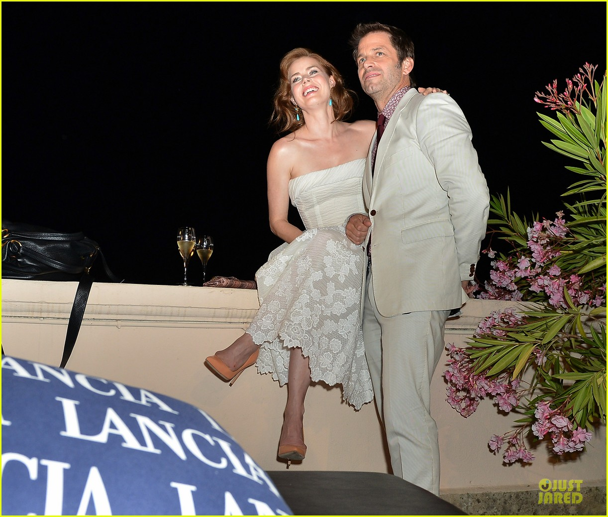 henry cavill amy adams man of steel premiere party in italy 192891937