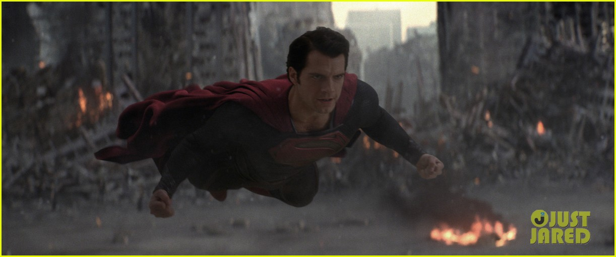 henry cavill man of steel in theaters now 46