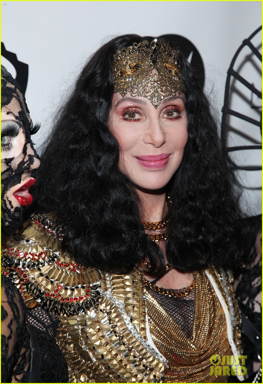 cher promotes womans world in new york city 04