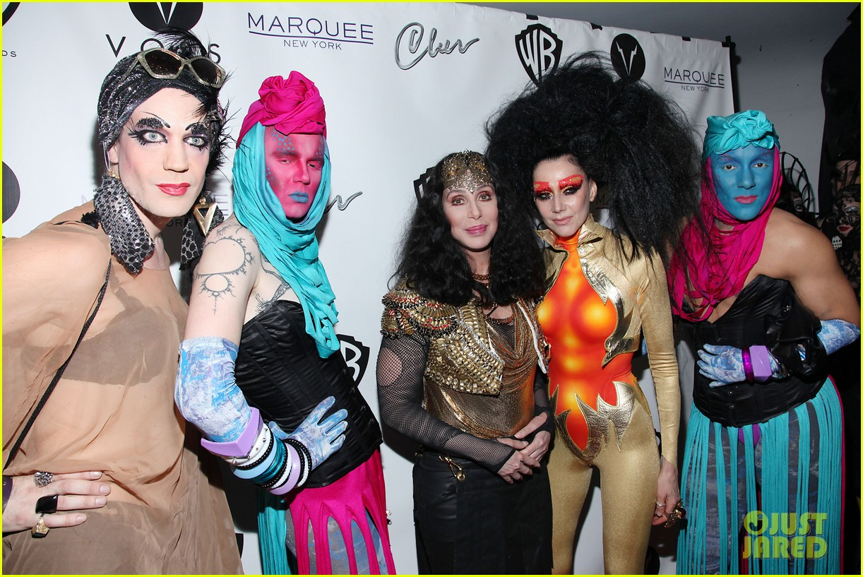 cher promotes womans world in new york city 092899844