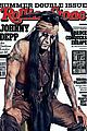 johnny depp covers rolling stone magazine as lone ranger tonto 01
