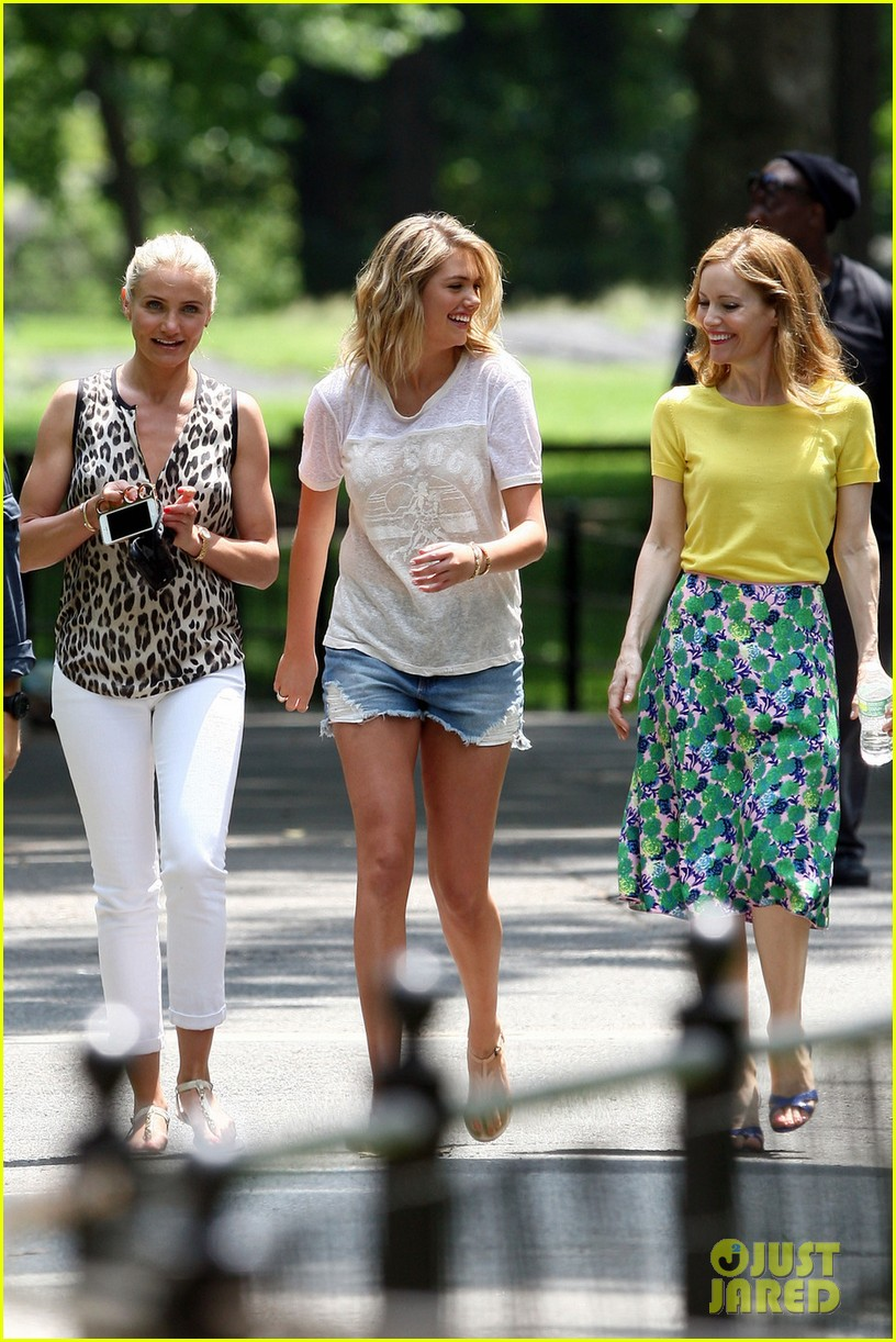 cameron diaz films other woman after annie news 012899540