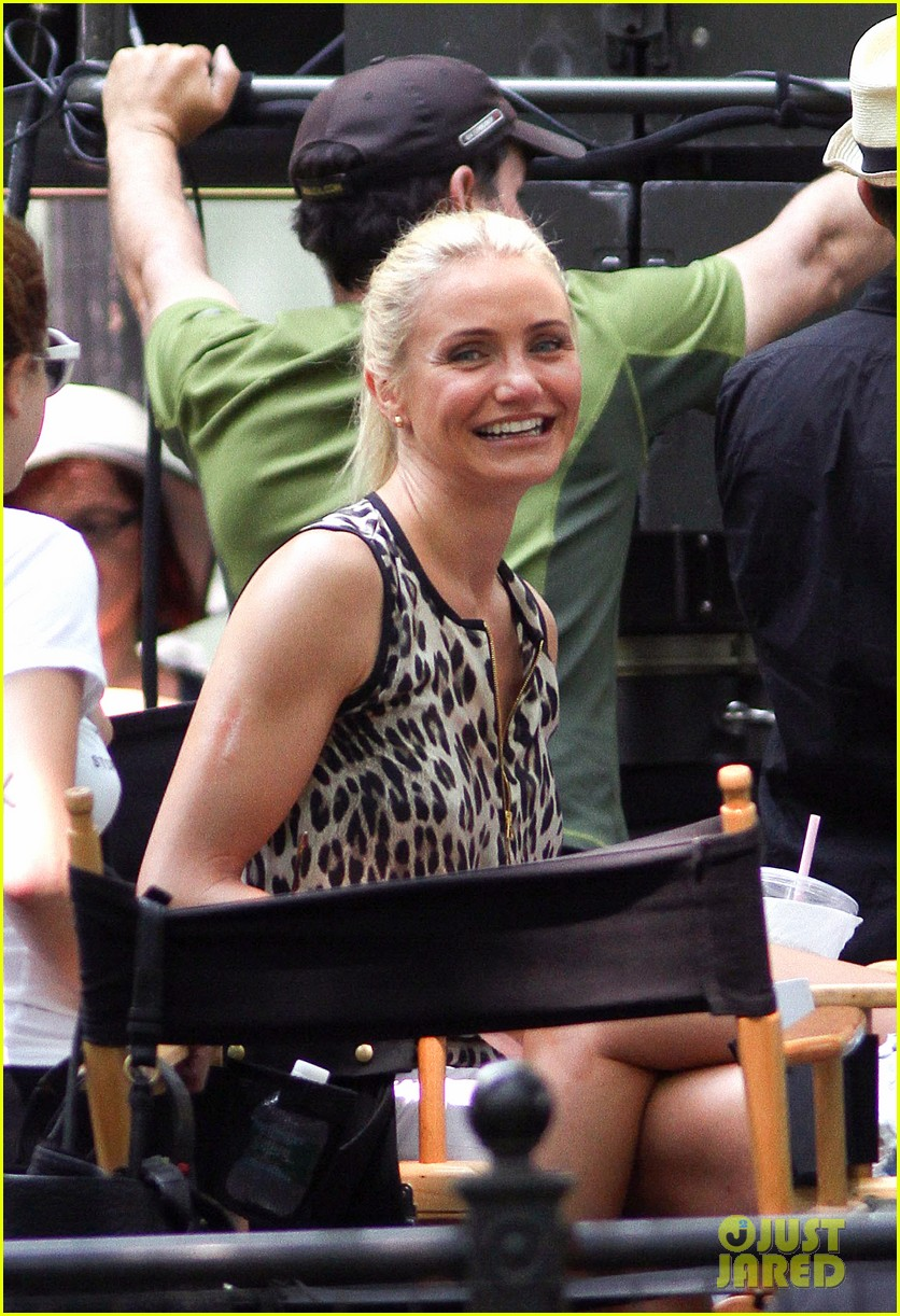 cameron diaz films other woman after annie news 02
