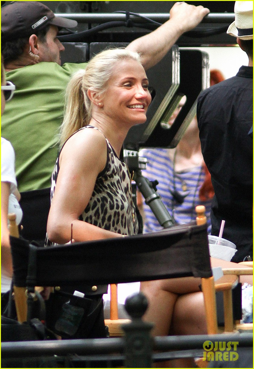 cameron diaz films other woman after annie news 04