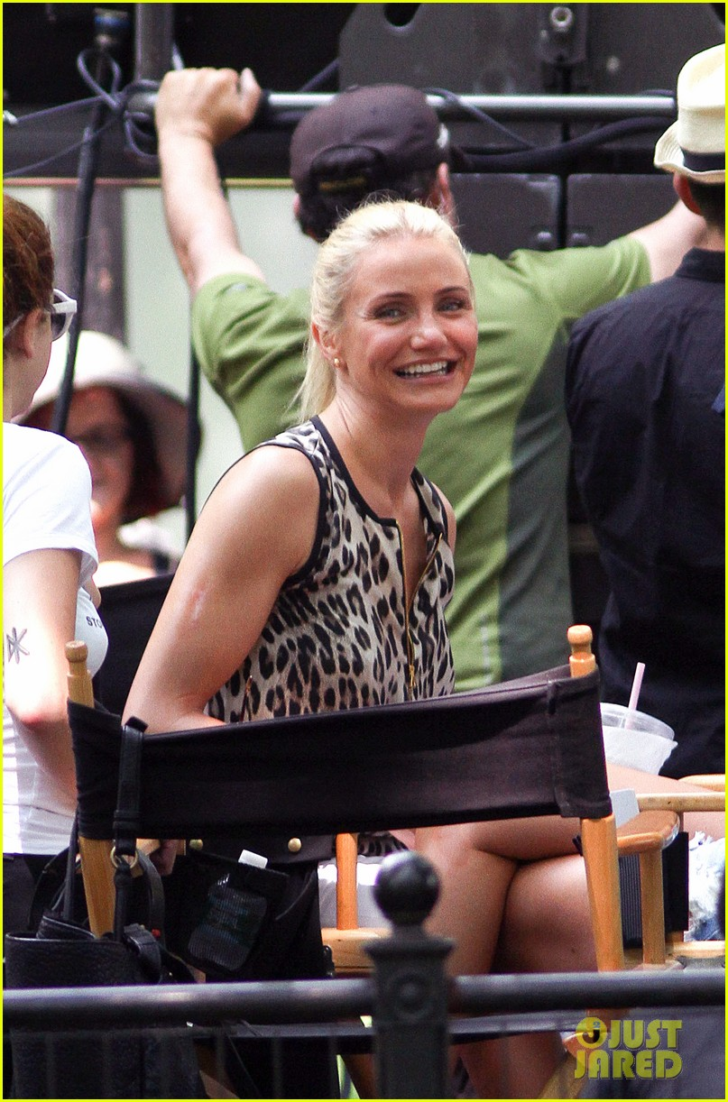 cameron diaz films other woman after annie news 08