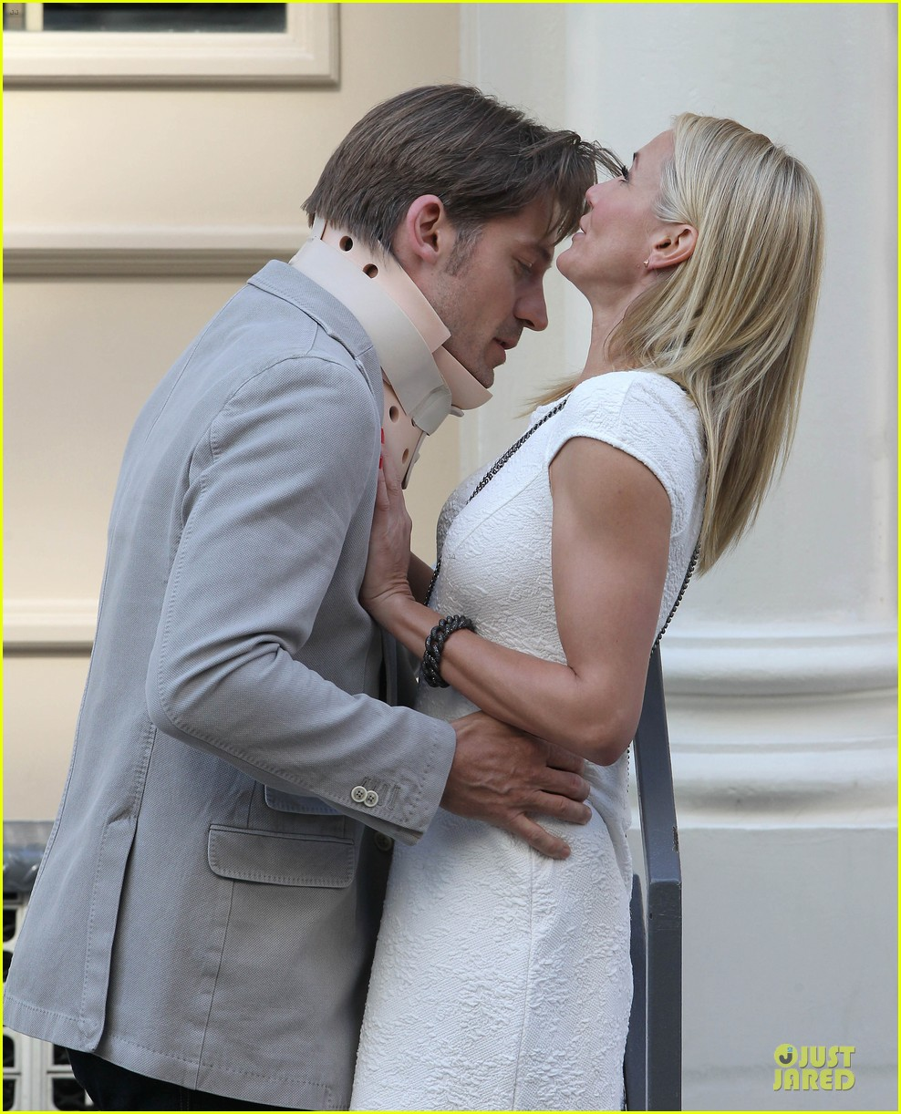cameron diaz nikolaj coster waldau neck brace on other woman set 242896005