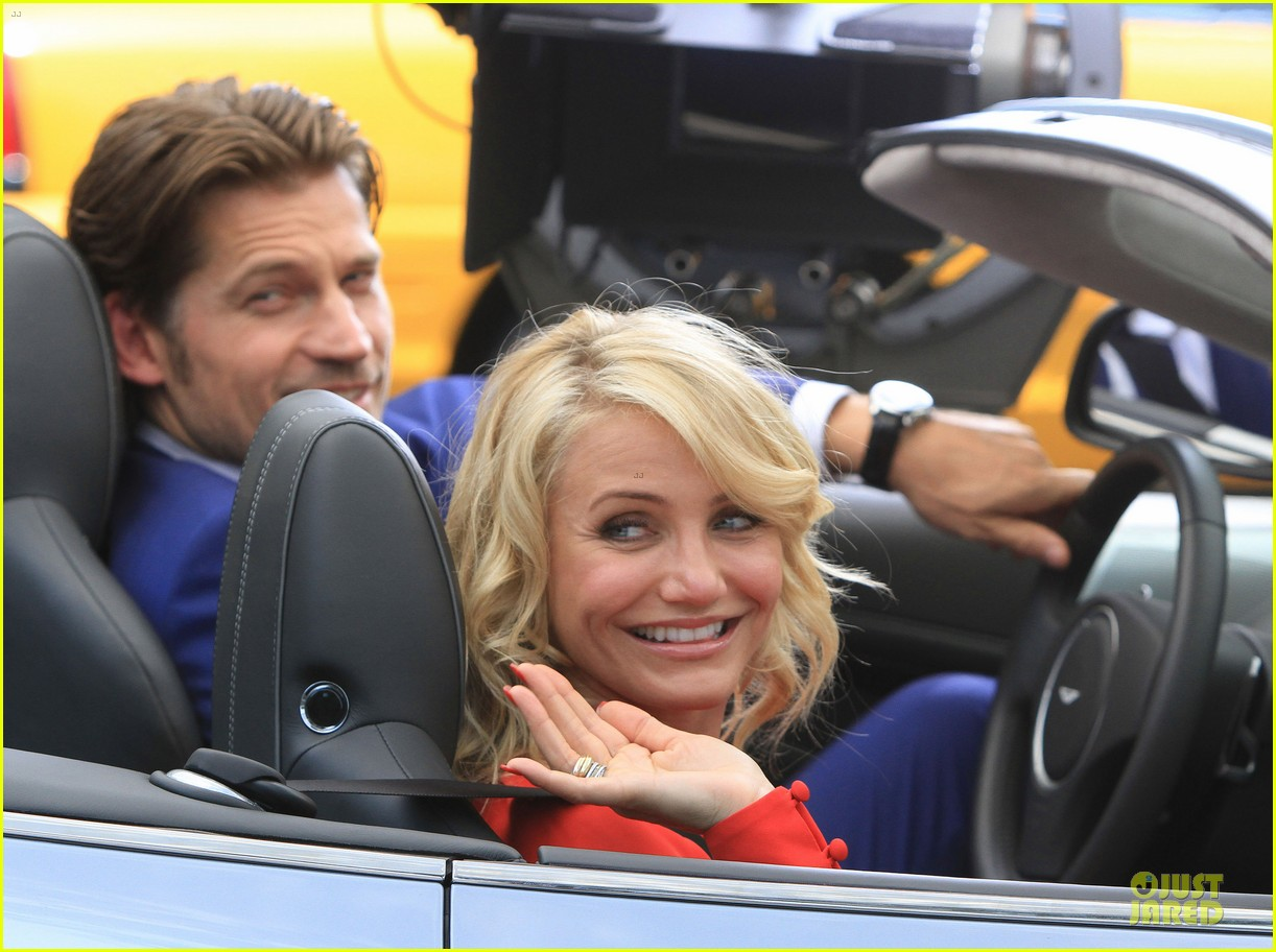 cameron diaz nikolaj coster waldau other woman car scene 042898351