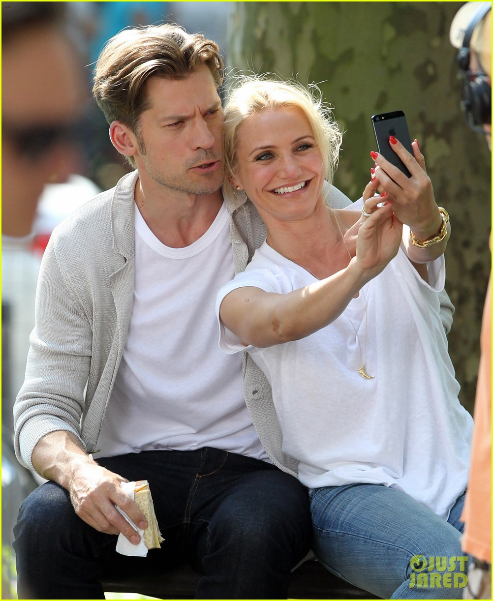 Full Sized Photo of cameron diaz nikolaj coster waldau ... Justin Timberlake