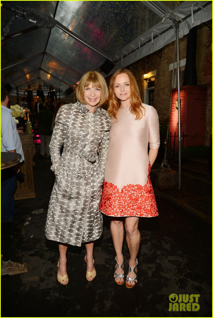 cameron diaz kate bosworth stella mccartney spring 2014 presentation 10