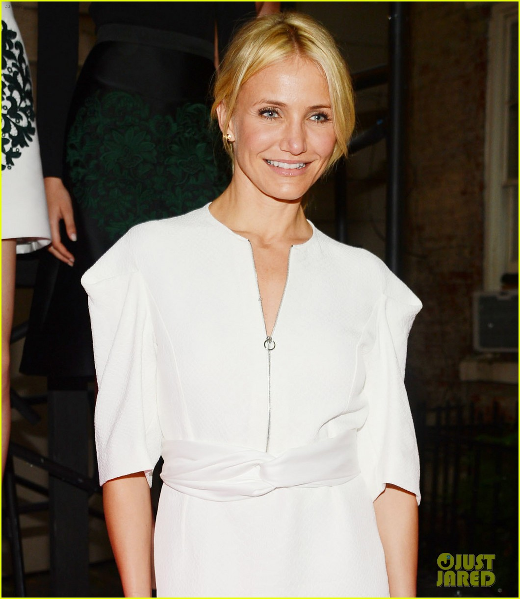 cameron diaz kate bosworth stella mccartney spring 2014 presentation 18