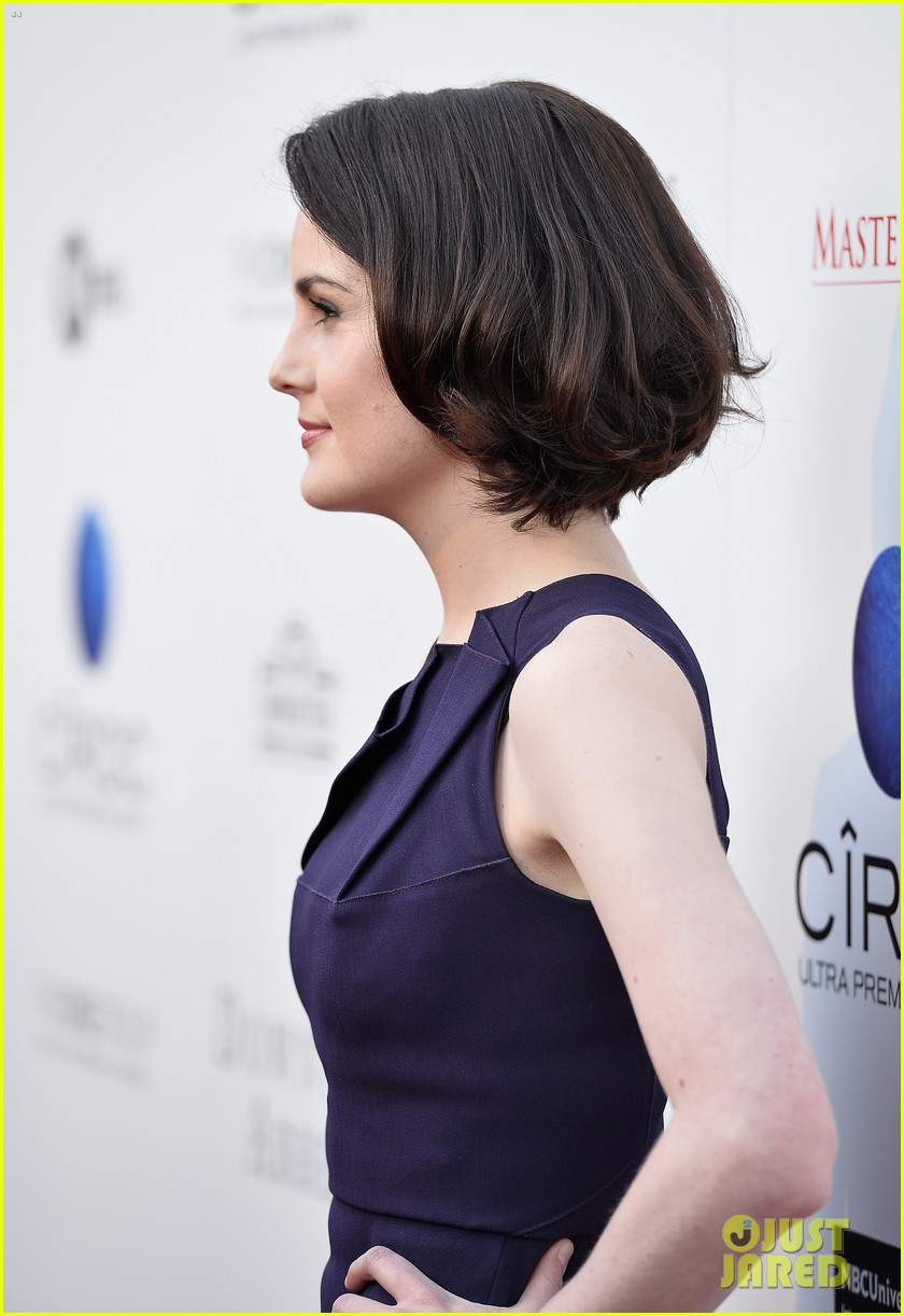 michelle dockery an evening with downton abbey cast 162889002