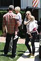 eric dane rebecca gayheart spend sunday with the girls 24