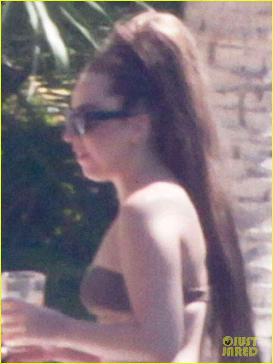 lady gaga bikini sunbathing in mexico 022886703