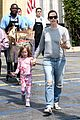 jennifer garner ben affleck star eco station with the girls 18
