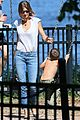 gisele bundchen tom brady park day with benjamin vivian 03