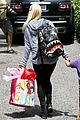 gwen stefani runs errands after build a bear day with the boys 35