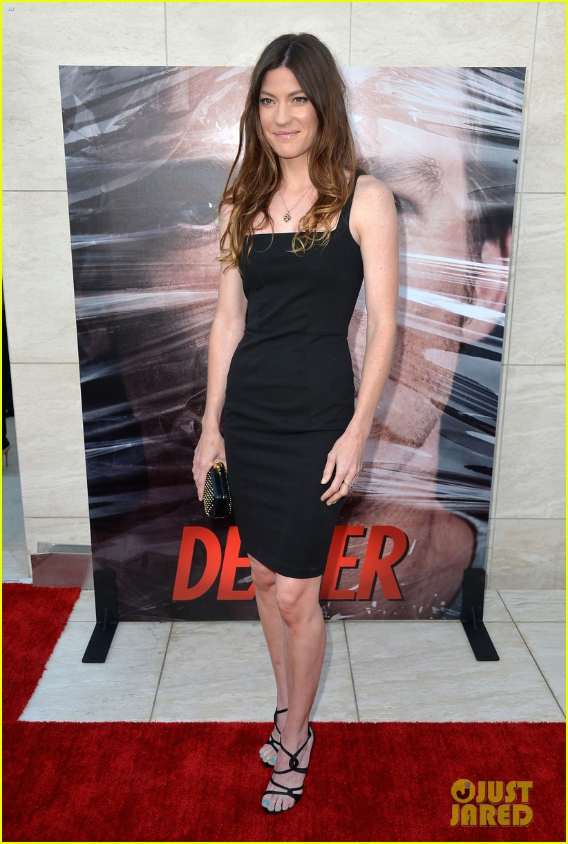 michael c hall jennifer carpenter dexter premiere 012892097
