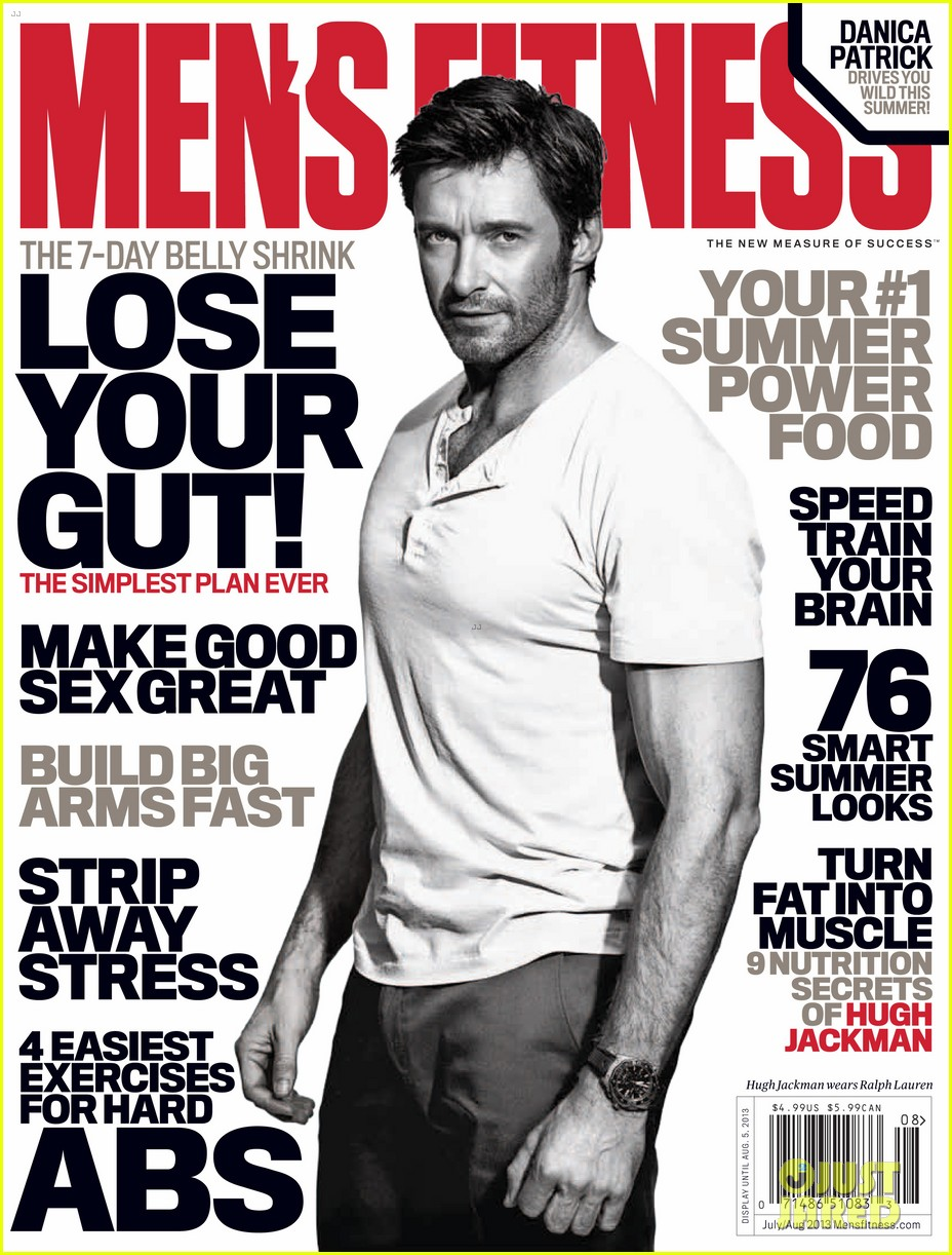 hugh jackman covers mens fitness july august 2013 02