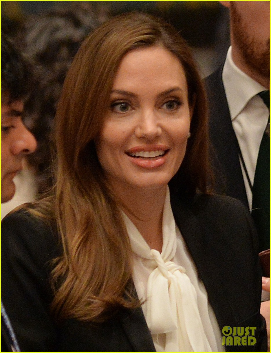 angelina jolie united nations security council meeting 02