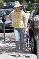 january jones hides new haircut under hat 19